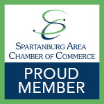 Spartanburg Chamber Member Web Badge